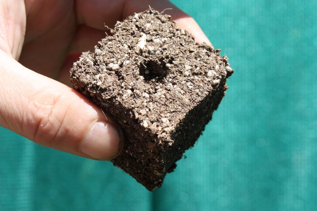 Soil Cube