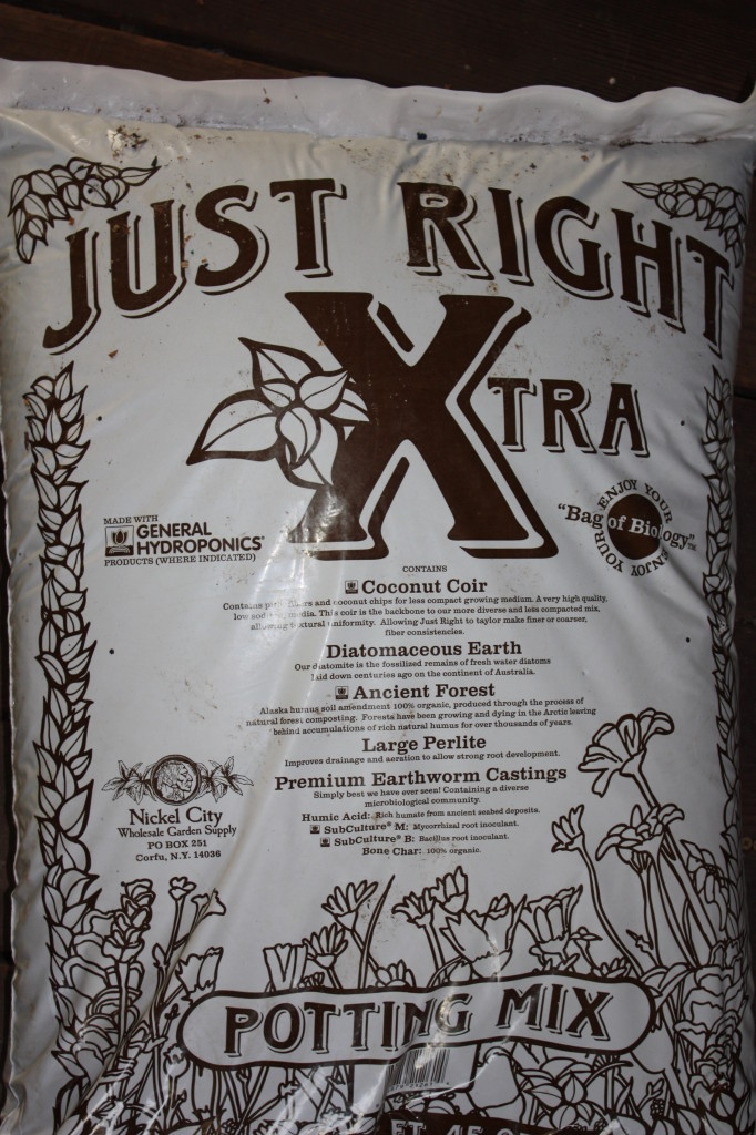 Just Right Xtra Premium Potting Mix