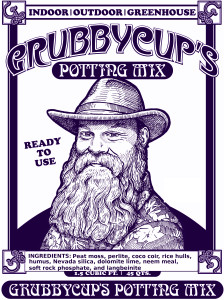 Grubbycup's Potting Mix